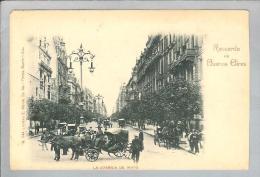 AK Argentinien Buenos Aires Avenida De Mayo Ungebraucht - Argentine