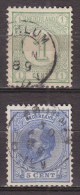 &&==NEDERLAND==982==COLLECTION,div Kleinrondst,see 5 Scans,see More COLLECTIONS,all 1 Euro - Stamps