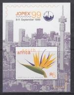 South Africa 1999 Jopex M/s ** Mnh (20986A) - Blokken & Velletjes