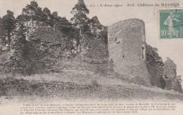 MAUZUN  -  Château - France