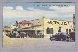 """MEXICO JUAREZ """"TIVOLI Café"""" 1961-09-29 Foto - Mexique"""