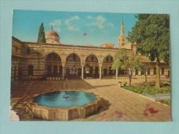 SYIRIE - DAMAS - Le Palais AZEM