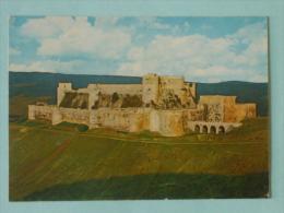 SYRIE - DAMAS - La Citadelle Al-Hosn