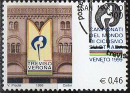 """PIA - SMA - 1999 : Campionati Mondiali Di Ciclismo Su Strada """"Veneto 1999"""" - (SAS 1675-76) - Ciclismo"""