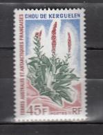 Taaf FSAT 1972,1V,flowers,bloemen,blumen,fleurs,flores,fiori,MNH/Postfris(A1634) - Non Classés