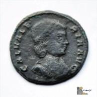 Imperio Romano - Follis - Galeria Valeria - 292/311 DC. - 6. La Tetrarchía Y Constantino I El Magno (284 / 307)