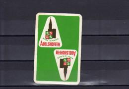 Dos D´une Carte à Jouer De La Brasserie ADELSHOFFEN - Cartes à Jouer