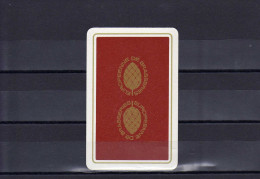 Dos D´une Carte à Jouer De L´EUROPEENNE DE BRASSERIE - Cartes à Jouer