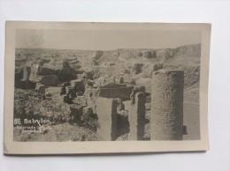 IRAK  IRAQ    BABYLON  1947 - Iraq