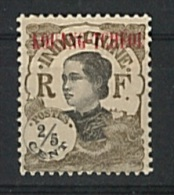KOUANG TCHEOU  YT 54   NEUF  *    MLH   TB - Unused Stamps