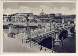 ROMA -  Ponte Vittorio Emanuele - Ponts