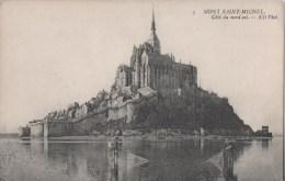 MONT SAINT MICHEL COTE DU NORD EST - Le Mont Saint Michel