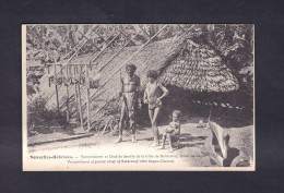 Vente Immediate à Prix Fixe -  Nouvelles Hebrides - Vanuatu - Veroomdoom Chef Famille Tribu Beldrahaf Canal De Segou - Vanuatu