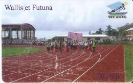 TARJETA DE WALLIS ET FUTUNA DE DEPORTES (la De La Fotografia) Rozada - Wallis Und Futuna