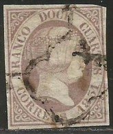 España 7  O - 1850-68 Kingdom: Isabella II