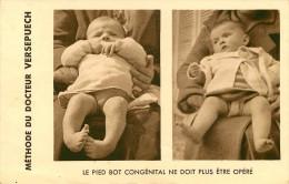 Santé - Enfants - Méthode Du Docteur Versepuech - Le Pied Bot - 22 Rue De Petrograd - Paris - Arrondissement 8 - état - Salute