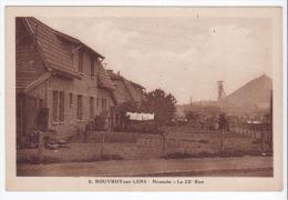 Rouvroy-sous-Lens (62) - Nouméa : La 22e Rue. Bon état, Sépia, Non Circulé. - Francia