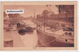 Cpa 33 Blaye Le Chenal (circulé En 1947) - Blaye
