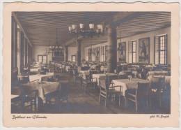 Rasthaus am Chiemsee, Gastraum, Feldpost, Reserve-Lazarett, Berlin, Deutsches Reich, WWII