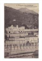 Italie: San Pellegrino, Valle Brembana, Il Grand Kursaal E La Fonte (15-1400) - Italia