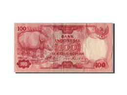 [#304699] Indonésie, 100 Rupiah Type 1977 - Indonesia