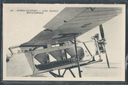 - CPA 13 - Istres, Aviation - Avion Sanitaire Blériot-Guillemin - Istres