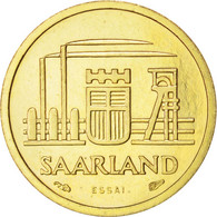 [#84626] Sarre, 10 Franken 1954 Essai, KM E1 - Saar