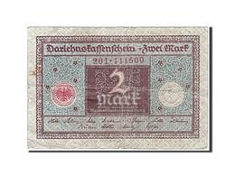 [#257600] Allemagne, 2 Mark, Type 1920 - [ 3] 1918-1933 : República De Weimar