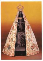 NOTRE DAME DE LIESSE--Vierge Noire en �b�ne-,cpm n� 20249  �d Pierron