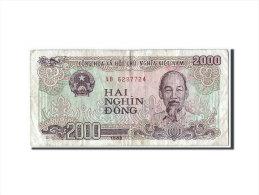 [#306128] Viêt Nam, 2000 Dông Type Ho Chi Minh - Vietnam