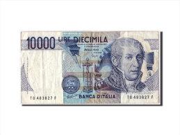 [#306031] Italie, 10 000 Lire Type Volta - [ 2] 1946-… : République