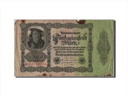 [#305247] Allemagne, 50 000 Mark Type 1922 Third Issue - [ 3] 1918-1933 : Weimar Republic