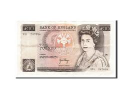 [#155655] Grande-Bretagne, 10 Livres Type Elizabeth II - 1952-… : Elizabeth II