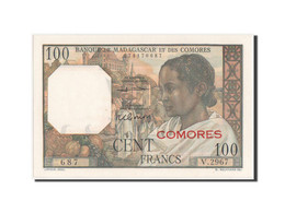 [#42091] Comores, 100 Francs Type 1960-1963, Pick 3b - Comores