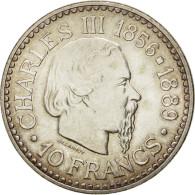 [#36395] Monaco, Rainier III, 10 Francs, 1966, Gadoury 155 - 1960-2001 New Francs