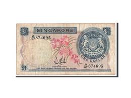 [#350267] Singapour, 1 Dollar Type 1967-73 ND, Pick 1a - Singapour