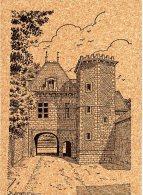 CP LIÈGE (Réf :N582) BOURBONNE-LES-BAINS  (52 HAUTE MARNE) Le Donjon - Bourbonne Les Bains