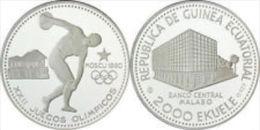 GUINEA ECUATORIAL 2000 EKUELE 1979 - Equatorial Guinea