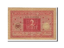 Allemagne, 2 Mark Type 1920 - [ 3] 1918-1933 : República De Weimar