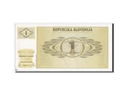 [#350450] Slovénie, 1 Tolar Type 1990-92, Pick 1a - Slovénie