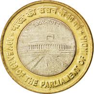 Inde, République, 10 Rupees 2012 (B), KM 407 - Inde