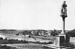 ¤¤   -   6   -  VANNES   -  Le Calvaire De Kermo  -  Vue Générale Sur Conleau   -  Voilier , 3 Mats    -  ¤¤ - Vannes