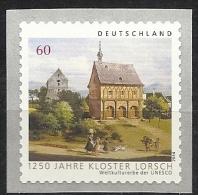 Deutschland / Germany / Allemagne 2014 3055 ** Lorsch Selbstklebend Selfadhesive (Januar 2014) - [7] Federal Republic