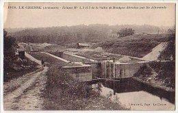 Le Chesne - écluse N°1,2,3 De La Vallée De Montgon Détruites Par Les Allemands - éd. Librairie L. Page - Le Chesne