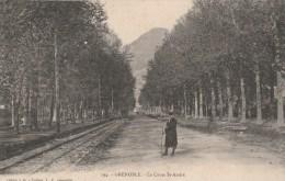 30Q - 38 - Grenoble - Isère - Le Cours Saint-André - L.P. N° 194 - Grenoble