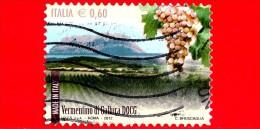 ITALIA - 2012 - Usato - Made In Italy: Vini DOCG -  0,60 € • Vermentino Di Gallura - 2011-...: Usati