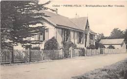 85 - RefU011 - BRETIGNOLLES SUR MER - Châlet PIERRE FELIX - Bretignolles Sur Mer
