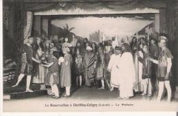 LA RESURRECTION A CHATILLON COLIGNY (LOIRET) LE PRETOIRE (BELLE ANIMATION) - Chatillon Coligny