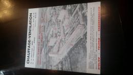 Publicité Ancienne - RENNES - Lancement D'une Opération Immobiliére D' Immeubles HLM - Architecte : Carré Deltombe ... - Publicités