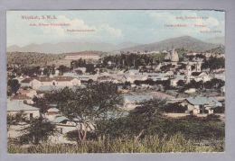 AK Namibia D.S.W.A. WINDHOUK Ca 1910 Ungebraucht Foto C. Schrader - Namibie